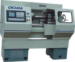 YY-CK340A 生产型数控车床