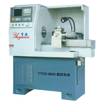 YYCK-0620型数控车床(教学/生产两用型)