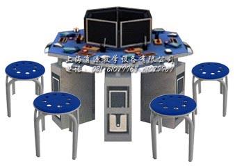 六角会计电算化模拟学生桌