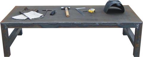 焊工、铆工实操台