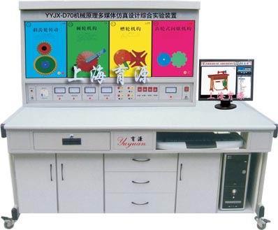 机械原理多媒体仿真设计综合实验装置