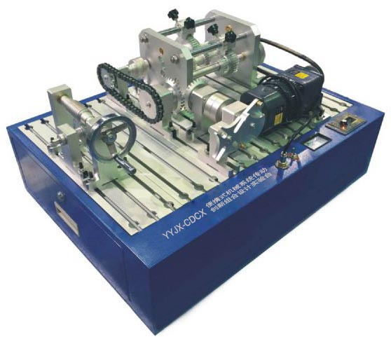 便携式机械系统传动创新组合设计实验台