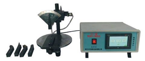 CDY-S 型 数显车刀量角仪是我公司在普通车刀量角仪的基础上改造而成,将传统的人工读数转变电子数字显示,设备配备高精度角度传感器,使测量精度比普通车刀量角仪上提升一级;方便快捷、简单、实用。