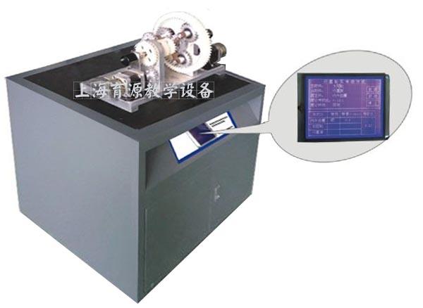 电动轮系传动特性演示及效率测试系统