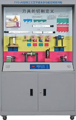 钳工工艺学语音多功能控制陈列柜