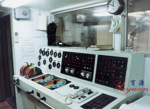 船舶机舱集中监视与报警fun88体育备用装置