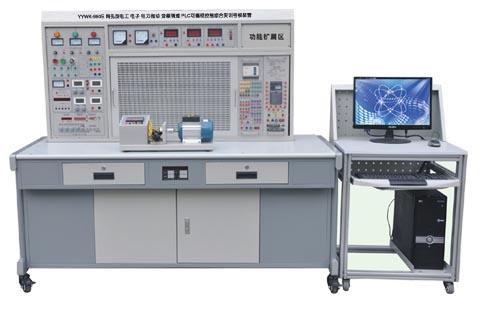 网孔型电工.电子.电力拖动.变频调速.PLC可编程控制综合fun88体育备用考核装置