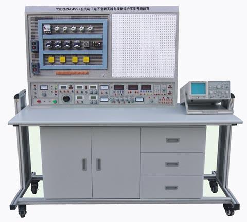 立式电工、电子、电拖创新实验与技能综合fun88体育备用考核装置