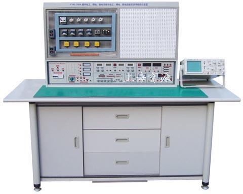 电工、模电、数电实验与电工、模电、数电技能fun88体育备用考核综合装置