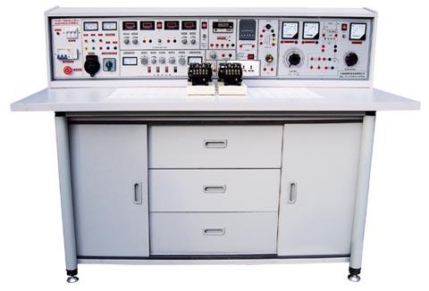 电工、电子、电拖、直流电机技能fun88体育备用与考核实验台