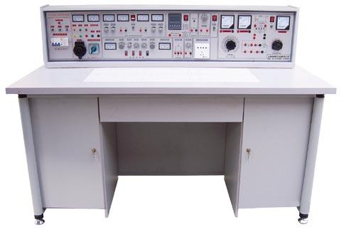电工电子电力拖动(带直流电机)学生实验台