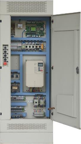 智能串行通讯控制透明教学电梯控制柜