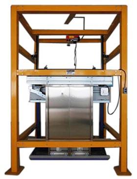 电梯门机构安装调试bwin登录入口考核设备