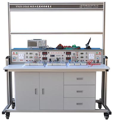 电子工艺fun88体育备用考核装置