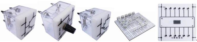 立式电工实验装置实验挂箱