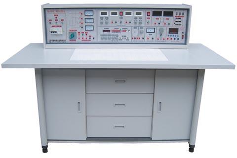 电工.模电.数电实验与技能fun88体育备用考核实验台