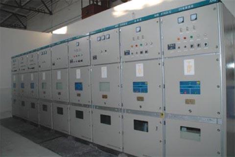 工厂供电自动化fun88体育备用系统35KV高压开关柜