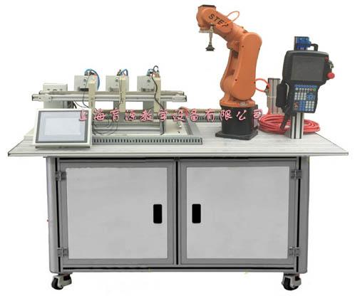 工业机器人光机电一体化实速分拣fun88体育备用装置