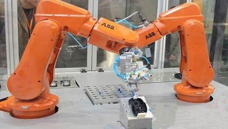 工业机器人焊接fun88体育备用工作站