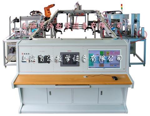 工业机器人柔性环形自动生产线fun88体育备用系统