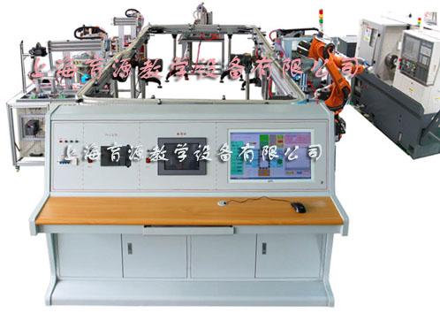 工业机器人机电一体化柔性生产综合fun88体育备用系统