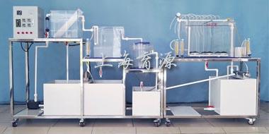MBR工艺市政污水处理模拟装置