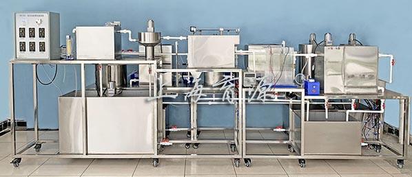 多功能污水处理模拟实验装置