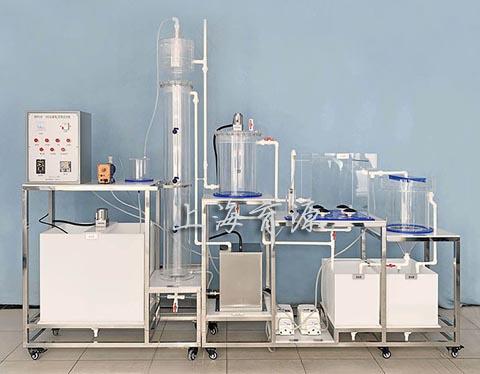 UASB、缺氧、好氧实验装置