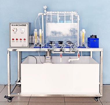 MBR工艺污水处理实验装置