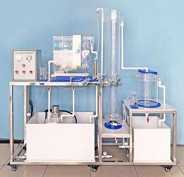 水解-好氧生物处理实验装置