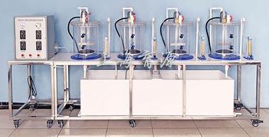 活性污泥性质测定实验装置