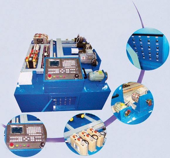 数控机床操控、维修、组装fun88体育备用示教机