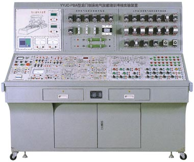 龙门刨床电气技能培训考核实验装置