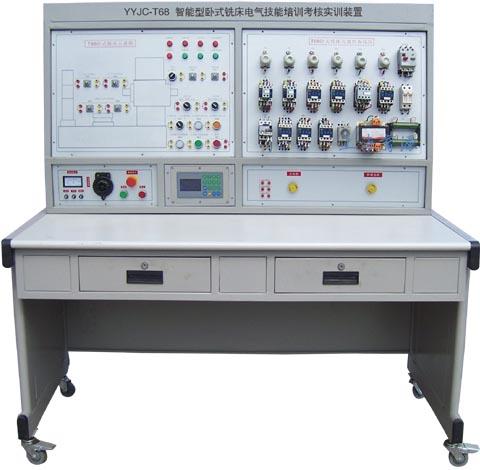 万能外圆磨床电气技能bwin登录入口考核装置