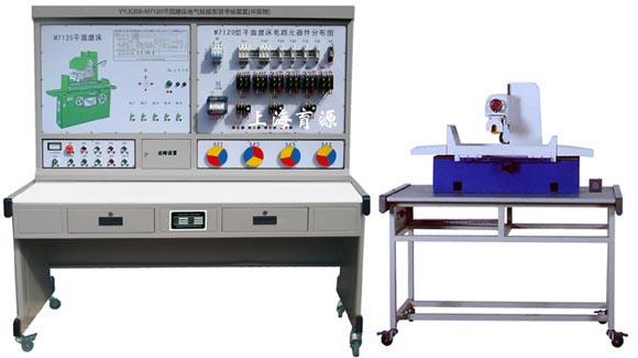 平面磨床电气技能bwin登录入口考核装置