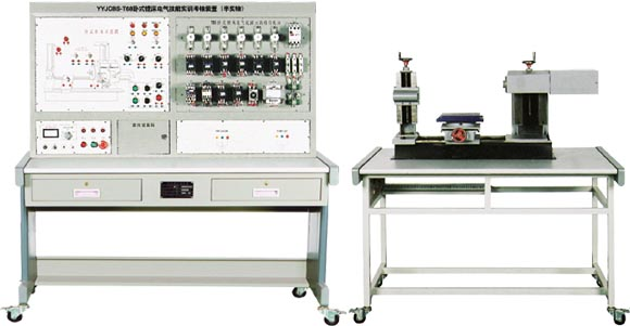 T68卧式镗床电气技能fun88体育备用考核装置