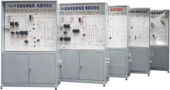 机床电气技能考核fun88体育备用柜