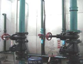 建筑给排水系统安装bwin登录入口设备