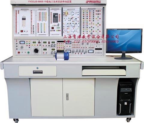 中级电工技术fun88体育备用考核装置