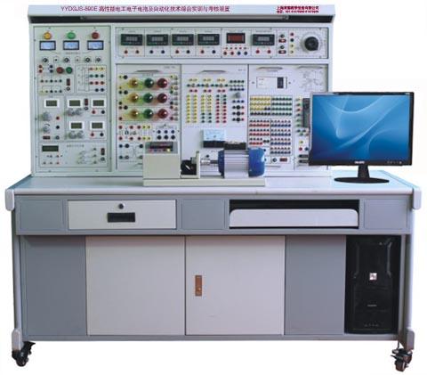 高性能电工电子电拖及自动化技术综合fun88体育备用与考核装置
