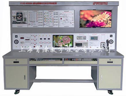 家电维修综合bwin登录入口考核装置