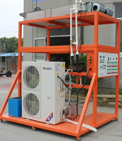 教学用冷水式中央空调bwin登录入口装置
