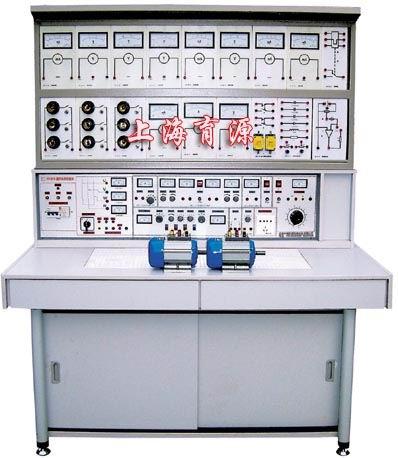 立式电工、电子、电力拖动实验台