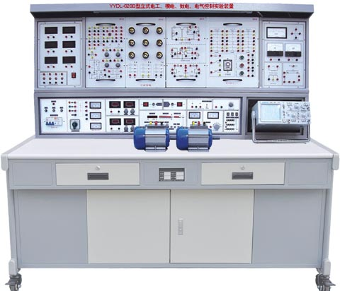 立式电工、模电、数电、电气控制实验装置
