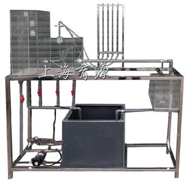 毕托管流速测量实验装置