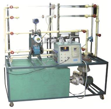 流量检测及控制系统实验装置