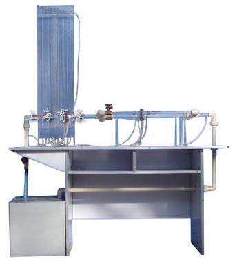 管道叉管实验仪