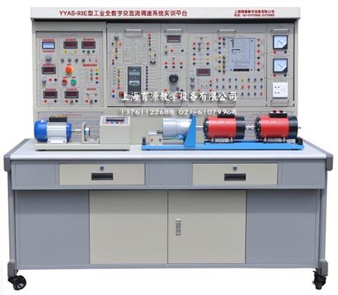 工业全数字交直流调速系统fun88体育备用装置