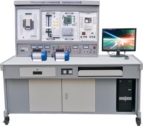 PLC可编程控制器、变频调速综合fun88体育备用装置