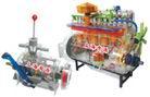 东风EQ1090型部件模型、解放CA1091型部件模型